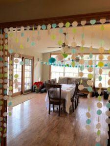 DIY Tissue Paper Decorations