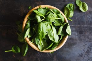 Easy & Delicious Sauteed Spinach