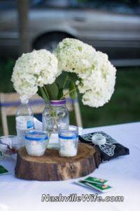 DIY Wedding Reception (More Photos)