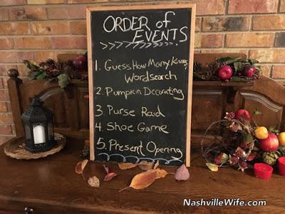 Fall-Themed Bridal Shower Pics - Nashville Wife
