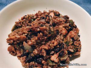 Mayan Rice Recipe