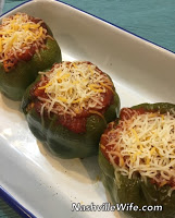 Nashville Wife's Stuffed Peppers