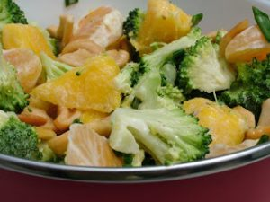 Mango-Broccoli Salad Recipe