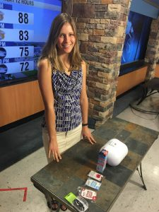 Another TV Segment: Fall Travel