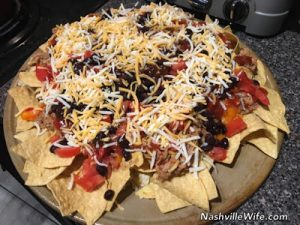 Recipe: Pulled Pork Nachos