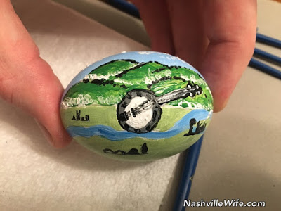 Tennessee Easter Egg tutorial