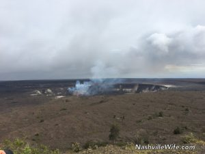 Active Lava Flow at Hawaii Volcano