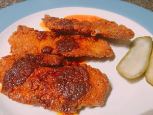 Nashville spicy fried fish recipe