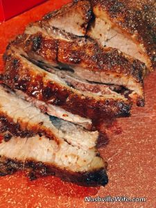 Simple BBQ Brisket Recipe