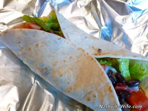Homemade Chipotle Burritos