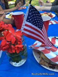 4th of July Independence Day party