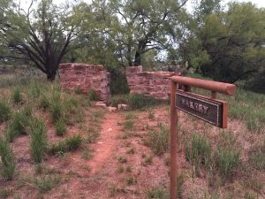 Fort Phantom Hill Abilene Texas