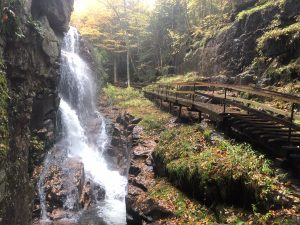 New Hampshire's Flume Gorge