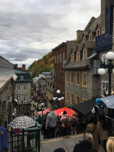 Quartier Petit Champlain Quebec City