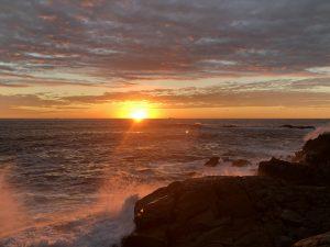 Boston at Sunrise