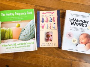 Pregnancy and Babyhood books
